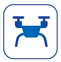 Drone Photography Icon